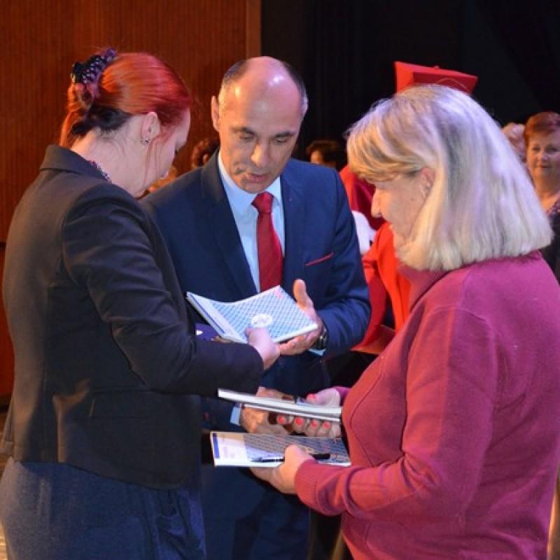 Inauguracja UTW 2018 DK