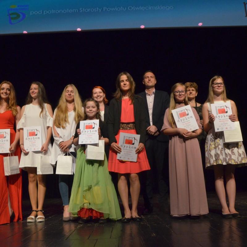 Gala Finałowa Ojczysty Polski Mój oraz O Złoty Wiolinowy Klucz 2017