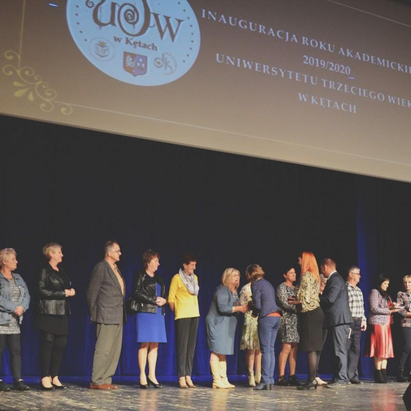 Inauguracja UTW 2019/2020