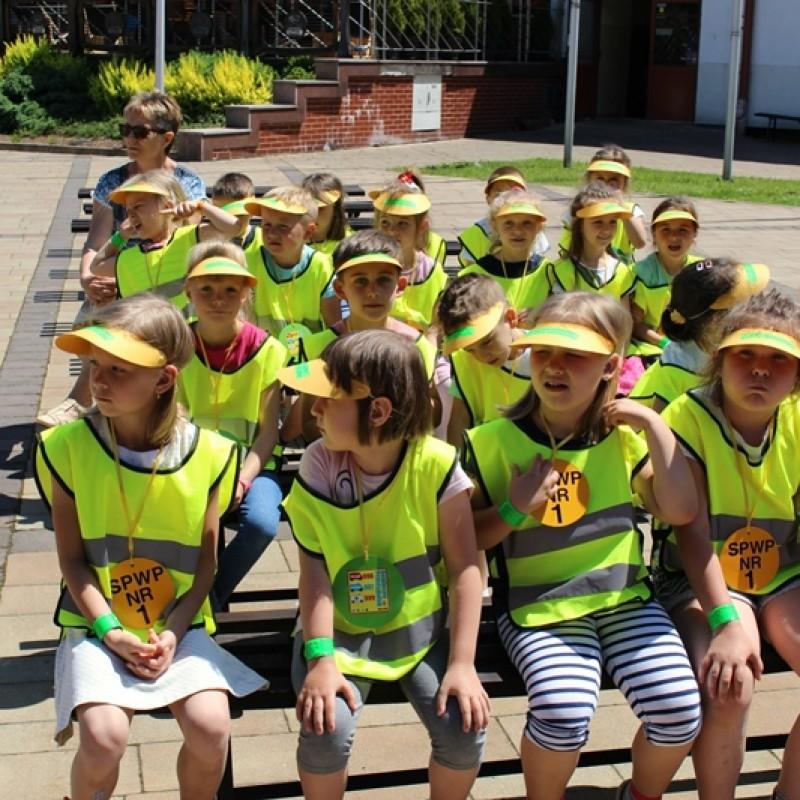 Bezpieczny przedszkolak 2017