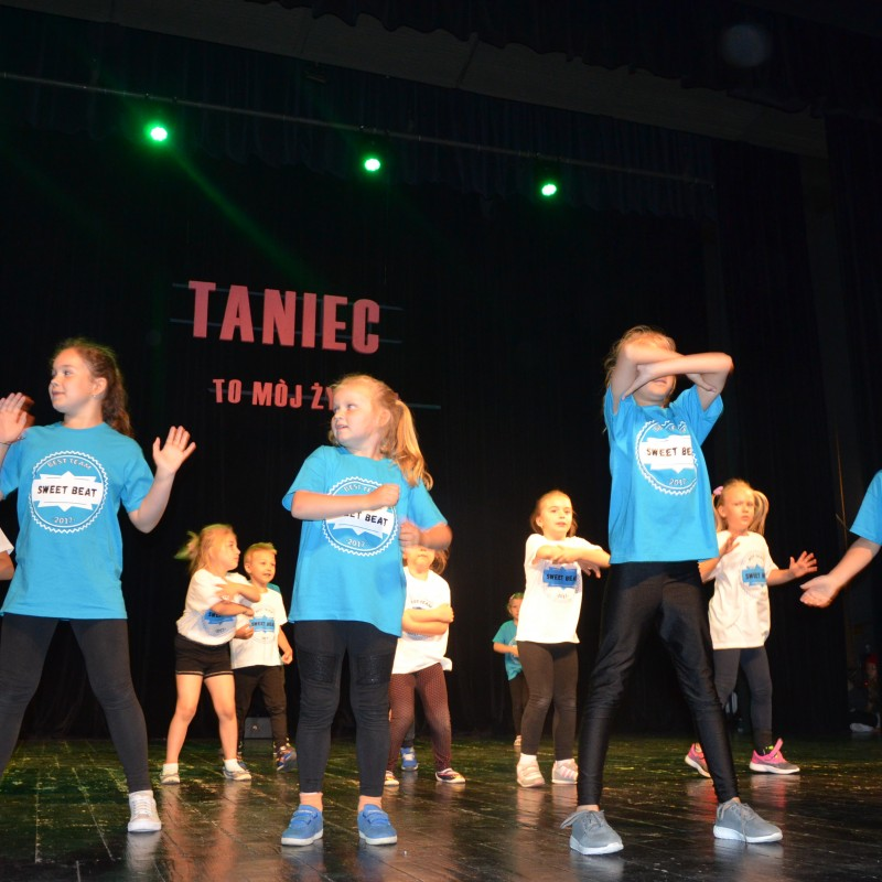 Taniec to mój żywioł 2017!
